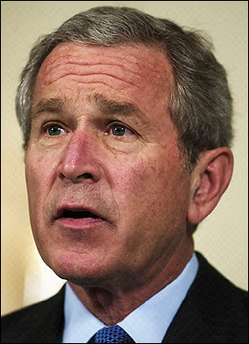 George Bush Face Png 6 Png Image