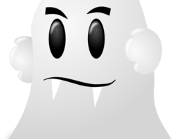 ghost cartoon png 1
