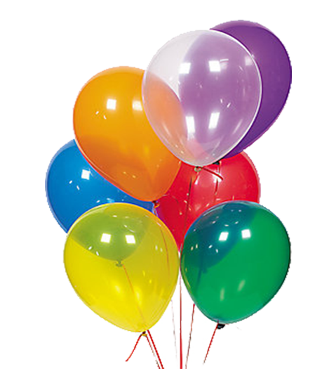 globos helio png 4 png image