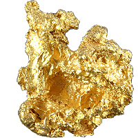 Gold Nugget Png 2