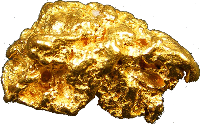 Gold Nuggets Png 5