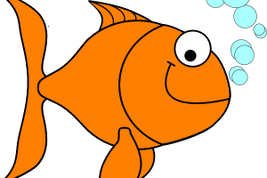 goldfish cartoon png 1