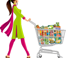 grocery shopping png 6