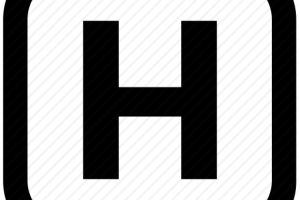 h icon png 3