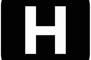 h icon png 4