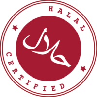 Halal Certified Stamp Png