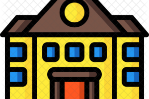 hall building icon png 4