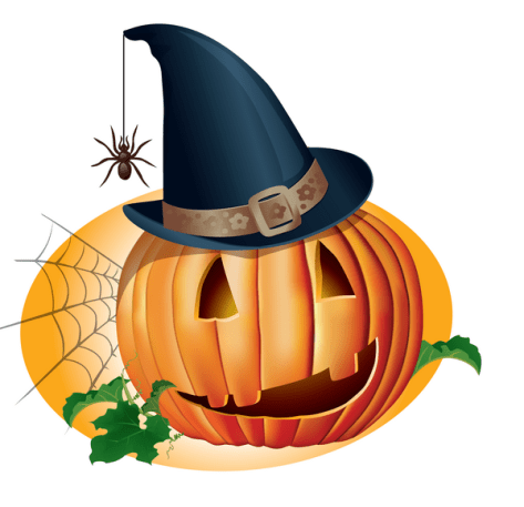 Halloween Dessin Couleur Png 3 Png Image