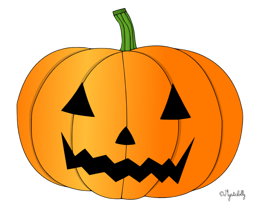 Halloween Dessin Couleur Png 4 Png Image