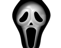 halloween mask png 4