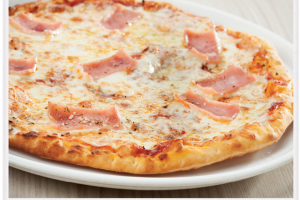 ham and cheese pizza png 8