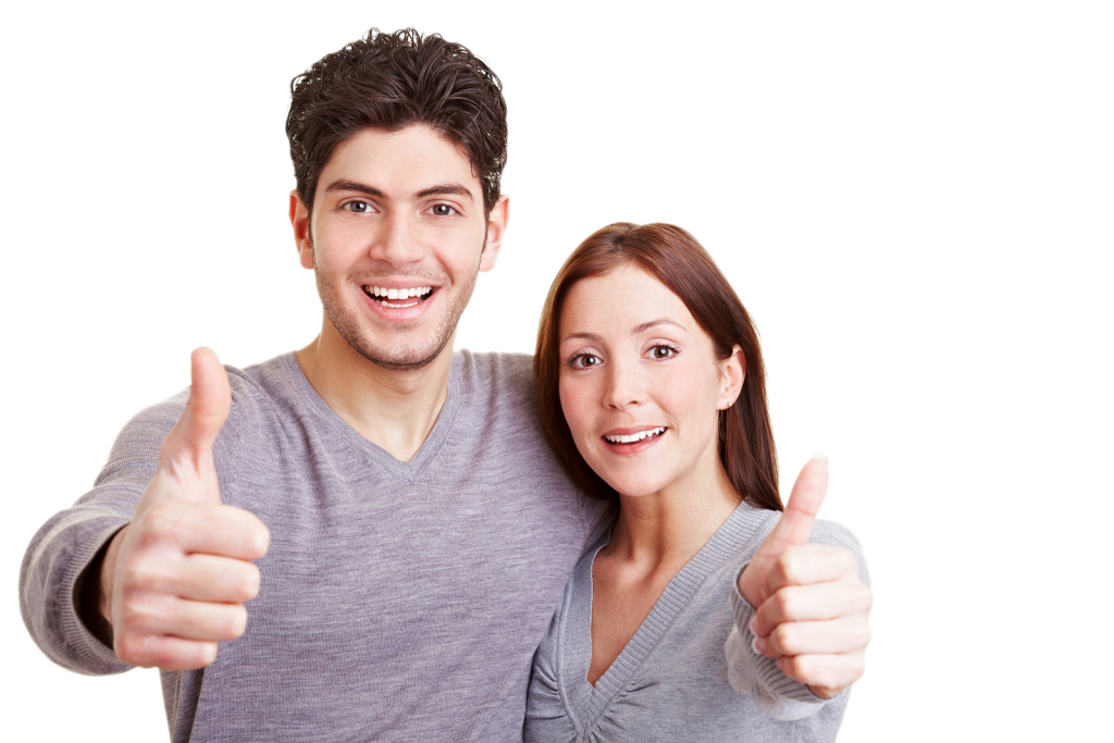 Couple thumbs images 100