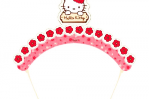 hello kitty crown png 3