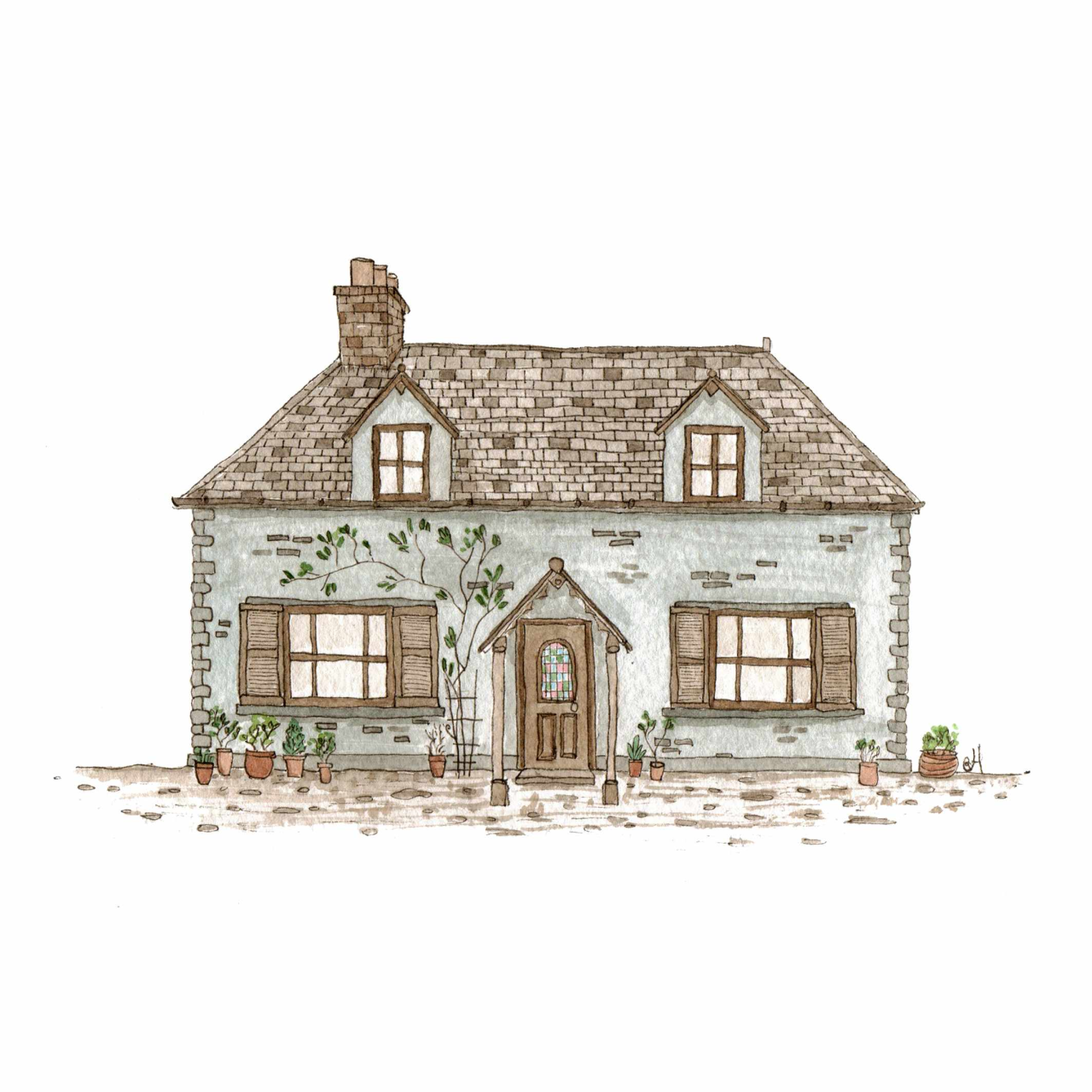 House tumblr png 6
