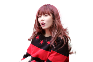 hyuna red png 7