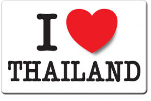i love thailand png 7