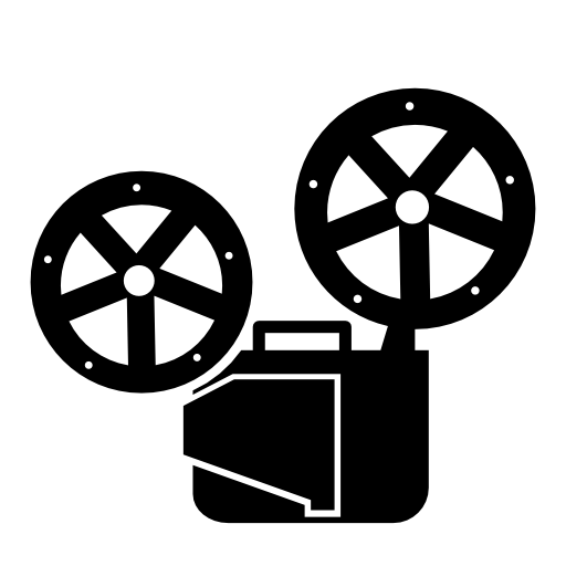 Icono Cine Png 5 Png Image
