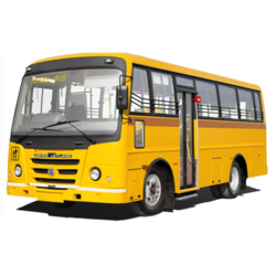 Indian School Bus Png Png Image