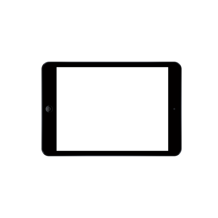 Ipad Air Mockup Png 4 Png Image