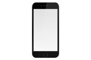 iphone 6 black png 3