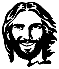 Jesucristo Png Blanco Y Negro Png Image