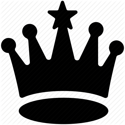 King Crown Symbol Png Png Image