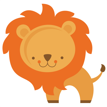 Leao Baby Desenho Png Png Image