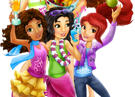 lego friends png 3