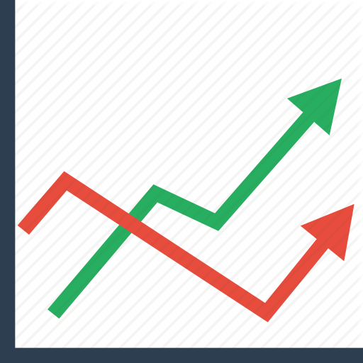 Line Graph Icon Png 6 Png Image