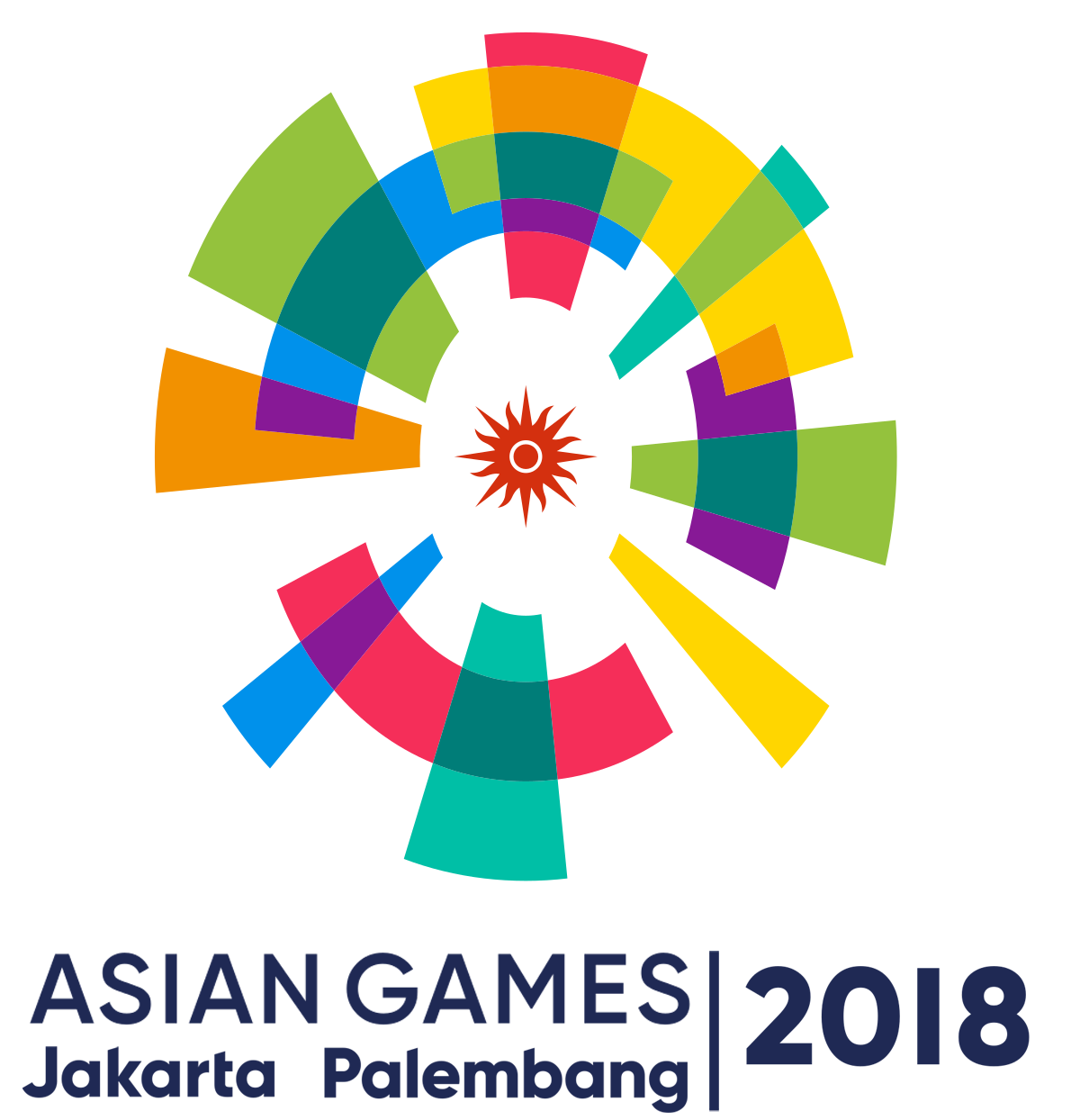 Logo Asian Games 2018 Png 4 PNG Image