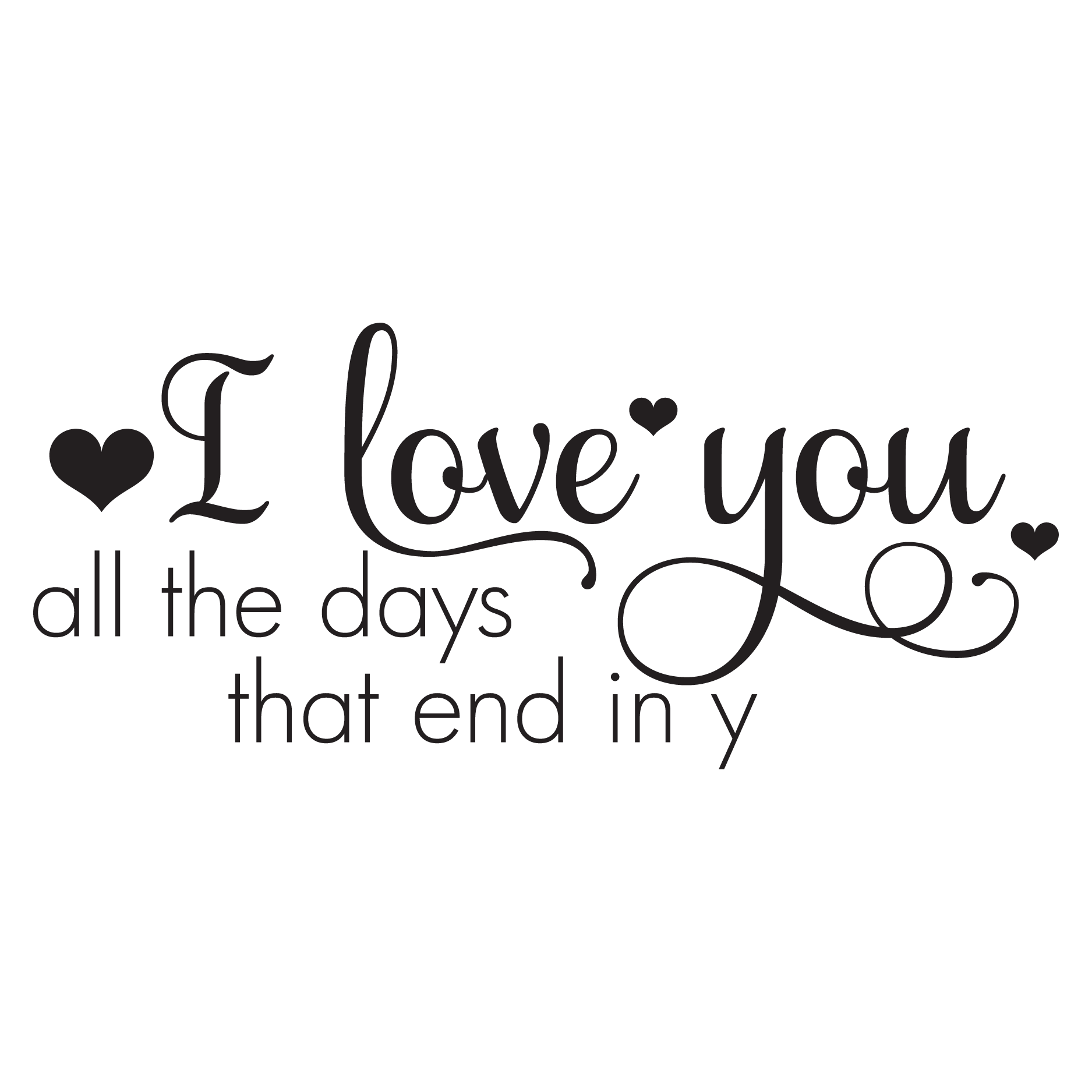 Love Quotes Png Images
