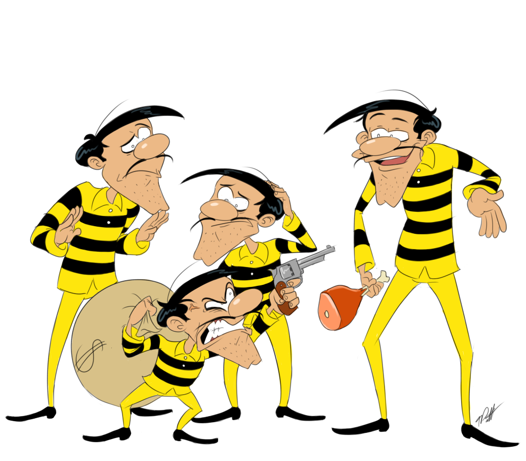 Lucky Luke Png 8 Png Image