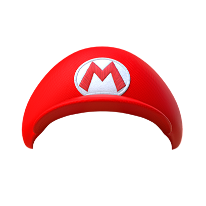 Mario hat png 2 » PNG Image
