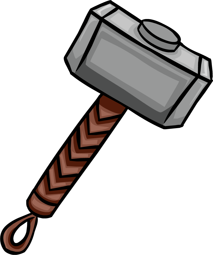 Martelo Thor Png 2 Png Image