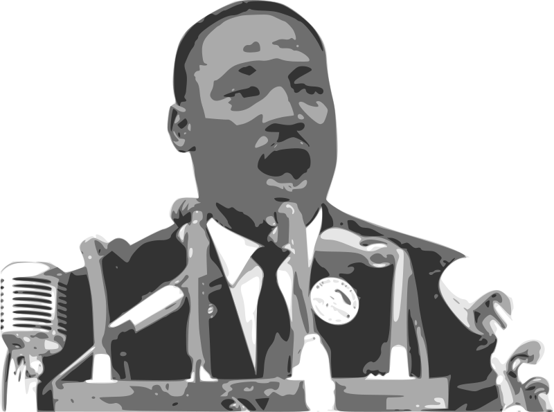 Martin Luther King Jr Png 2 Png Image