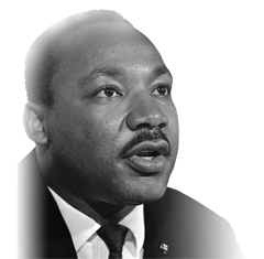 Martin Luther King Jr Png Png Image