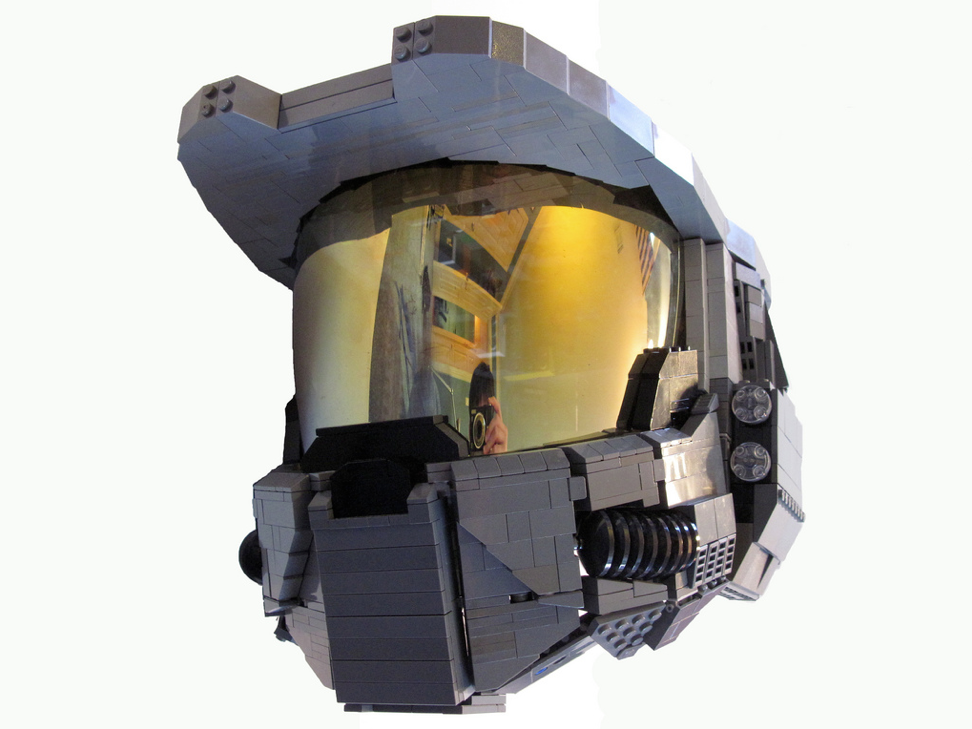 Master Chief Helmet Png 1 Png Image