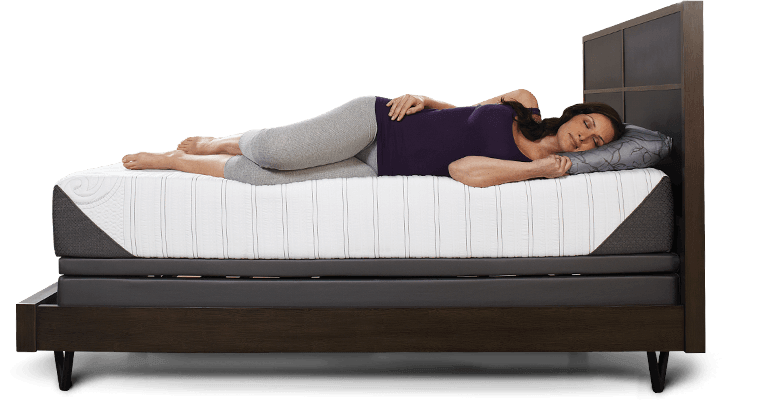 Bed Side View Png Intended Mattress Side View Png Mattress Png Image