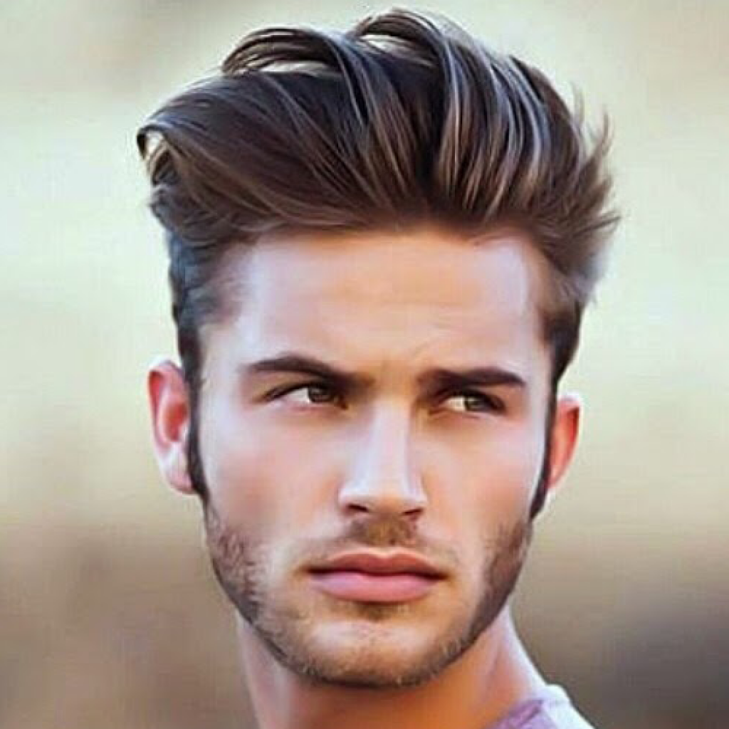 Mens Hairstyle Png 5 Png Image