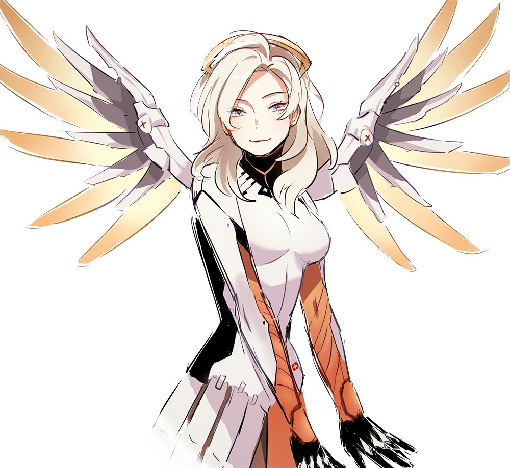 mercy overwatch png 6 png image