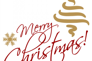 merry christmas scritta png 2