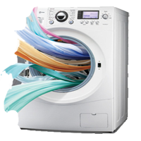 Mesin Cuci Laundry Png 1 Png Image