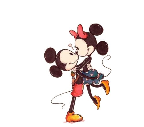Mickey E Minnie Tumblr Png Png Image