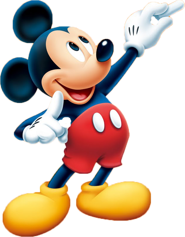 Mickey Png Alta Resolucao 4 Png Image