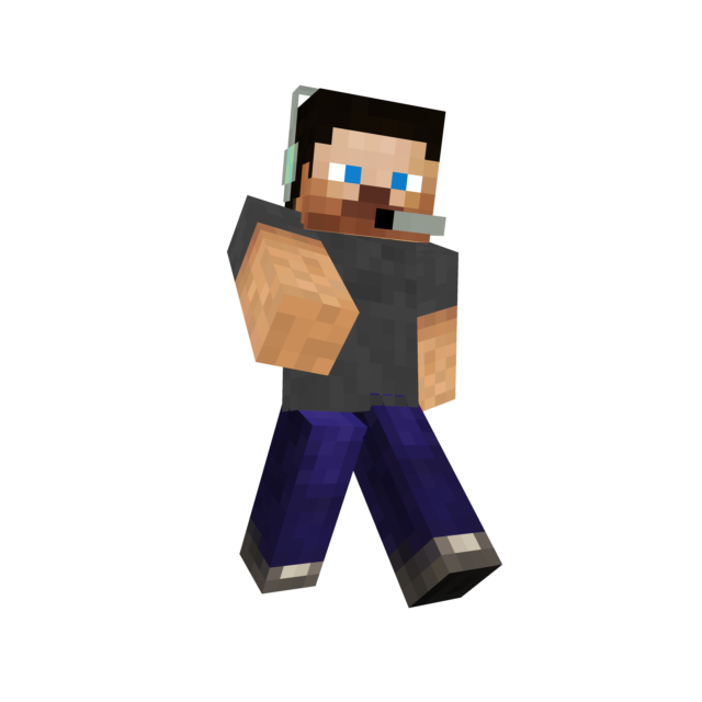 Minecraft Person Png 1 Png Image