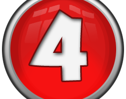number 4 icon png 1