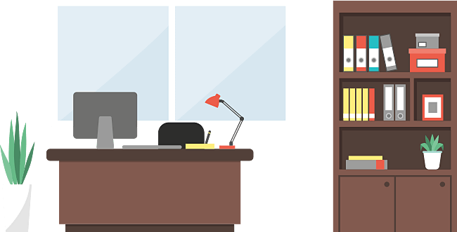 Office Room Png Png Image