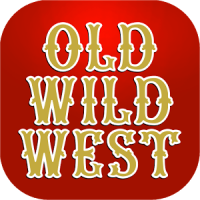 old wild west logo png 4