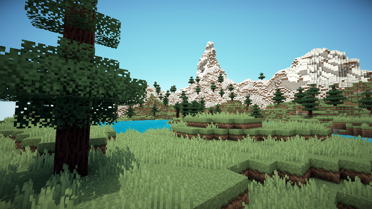 Paysage Minecraft Png 1 Png Image