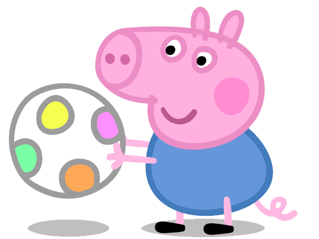 Peppa E George Png 2 Png Image